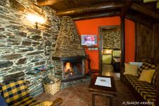 salón casa de aldea Casa Riveras