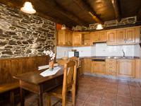 cocina casa de aldea