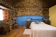 habitación casa de aldea