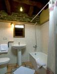 detalle del baño El Forno